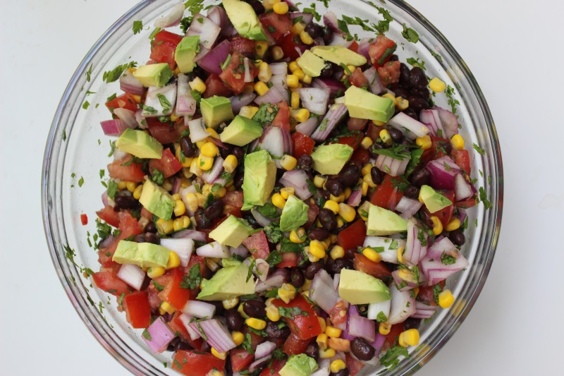fiesta summer salad