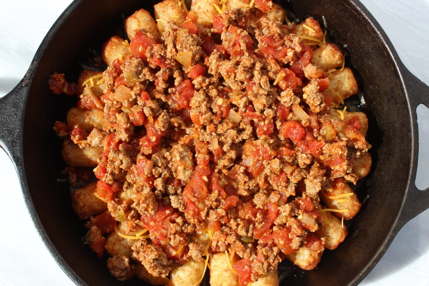 turkey chili southern scramble